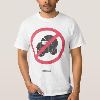 No balls t-shirt