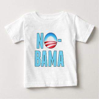 No-Bama Anti Obama Baby T-Shirt