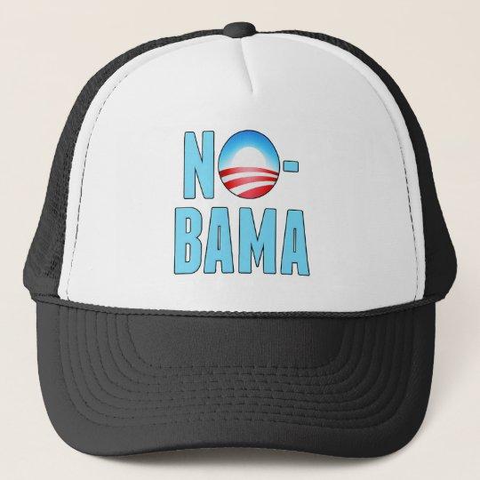 No-Bama Anti Obama Trucker Hat