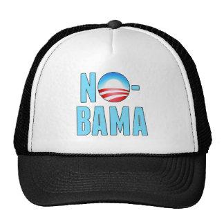 No-Bama Obama anti Gorra