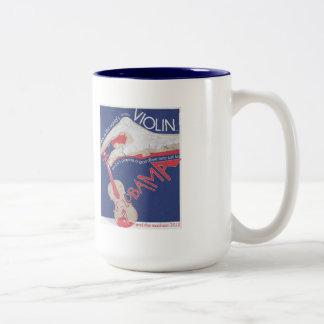 No Bama Two-Tone Coffee Mug