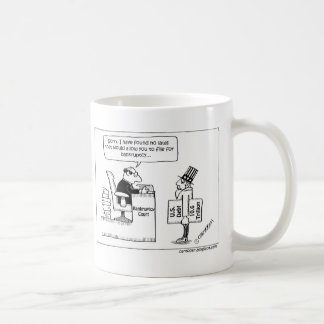 No Bankruptcy Filing for Uncle Sam Coffee Mug