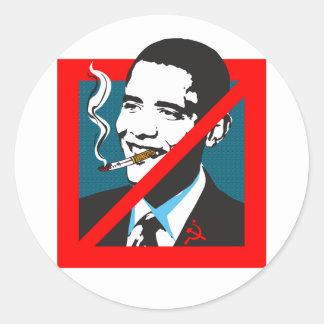 No Barack Obama Sticker