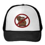 no beavers mesh hats