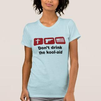 No beba la ayuda del kool camiseta