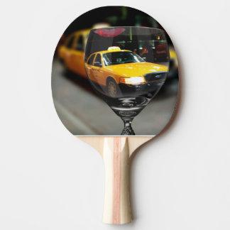 """""""No beba y no conduzca"""" la conciencia Pala De Tenis De Mesa"""