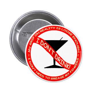 No bebo el botón