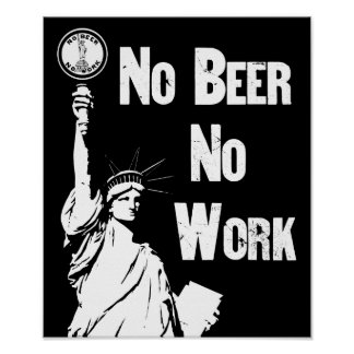 Alcohol Prohibition Posters | Zazzle