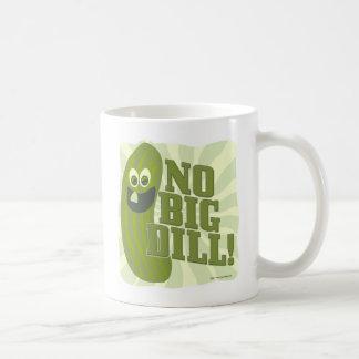 No Big Dill Coffee Mug