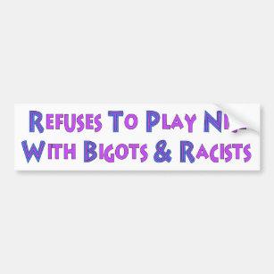 No B Ts Nosper Sticker