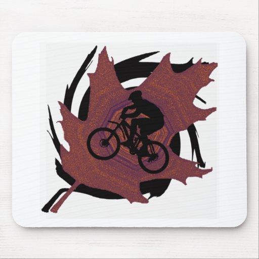 No bike ninguna contradicción tapete de raton