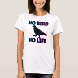 No Bird No Life - Pigeon Style T-Shirt