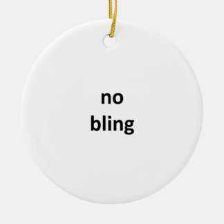 no bling1 jGibney The MUSEUM Zazzle Gifts Christmas Tree Ornaments