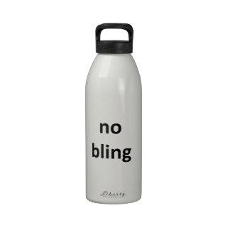 no bling1 jGibney The MUSEUM Zazzle Gifts Drinking Bottle