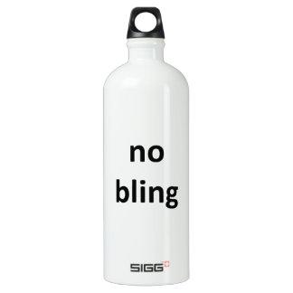 no bling3 jGibney The MUSEUM Zazzle Aluminum Water Bottle
