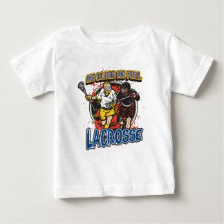 No Blood Lacrosse Baby T-Shirt