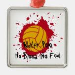 No Blood No Foul Ornament