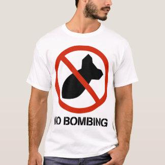 No Bombing T-Shirt