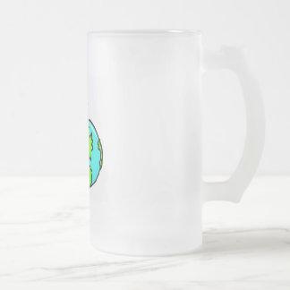 No borre nuestro planeta tazas de café