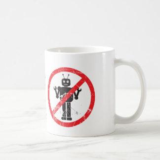 No Bots Allowed  (Dirty)  Mug