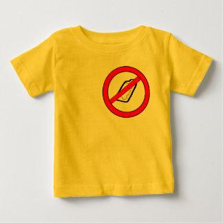 no bottle baby T-Shirt