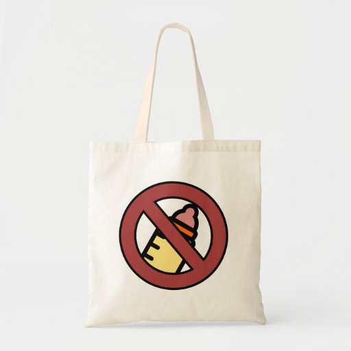 No Bottle Breastfed Baby Bags