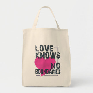 No Boundaries bag