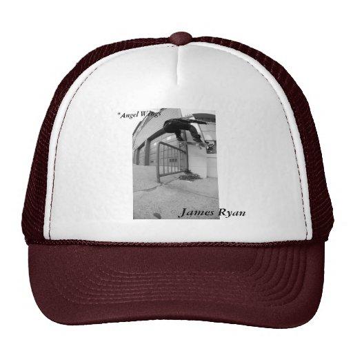 No Boundaries, James Ryan, Angel Wings Trucker Hat