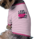 No Boundaries pet clothing - choose style & color