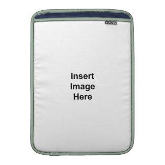 No Boundaries Template MacBook Sleeve