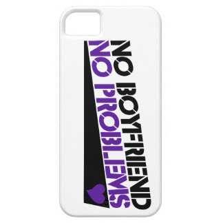 No boyfriend no problems iPhone SE/5/5s case