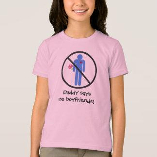 No Boyfriends Allowed T-Shirt