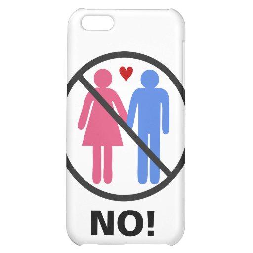 NO Boyfriends iPhone 5C Cases