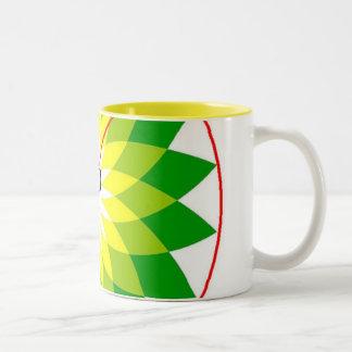 NO BP! Two-Tone COFFEE MUG