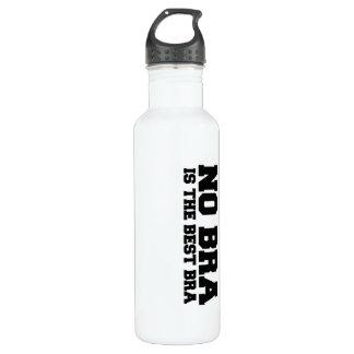 No bra is the best bra water bottle