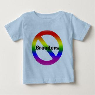 No Breeders Infant T-shirt