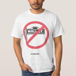 No Brokers Tee Shirt