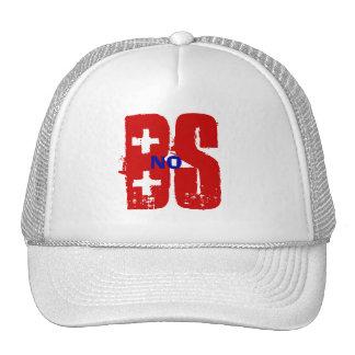 NO BS - CAP TRUCKER HAT