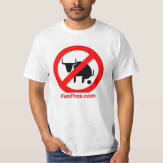 No BS value T-shirt