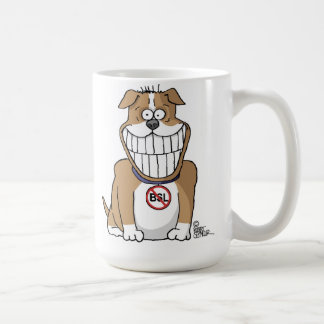 No BSL Coffee Mug