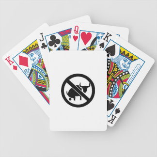 NO BULL BICYCLE POKER DECK