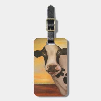 No Bull Detail Luggage Tag