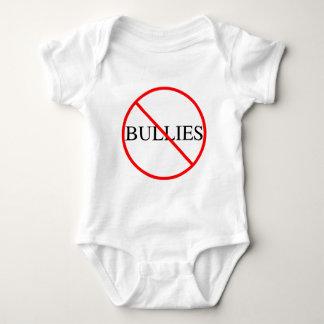 No Bullies Baby Bodysuit