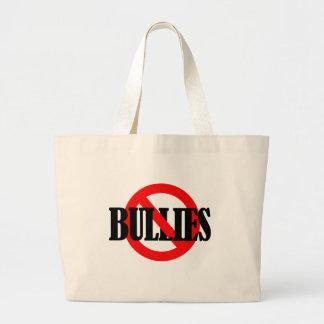 NO BULLIES TOTE BAGS