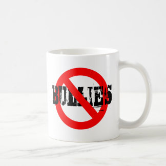 No Bullies Coffee Mug