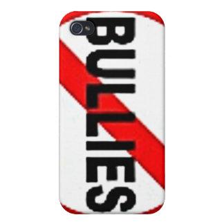 no bullies iPhone 4 cases