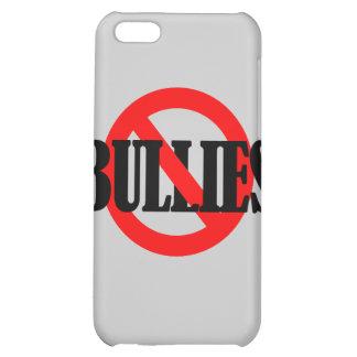 NO BULLIES iPhone 5C CASE