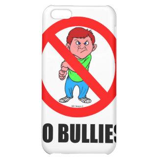 NO BULLIES iPhone 5C CASES