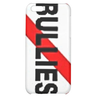 no bullies case for iPhone 5C