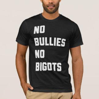 No Bullies No Bigots T-Shirt